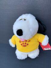 New Snoopy Daisy Hill Puppy's Plush Doll Olaf