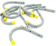 """(10) 6"""" Giant Storage Handy Hanger Hooks Garage Hook Bicycles,Hose and More."""