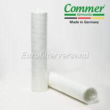 2 x für Grünbeck Ersatzfilterkerzen 103070 ohne Schutzglocke, 50 µm,Feinfilter