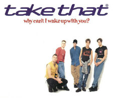 Take That - Why Can't I Wake Up With You? - CD Single