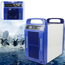 Industrial Water Chiller CW3000 for CNC Laser Engraver Engraving Machine 8L Tank