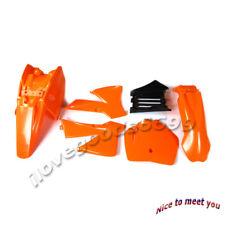 Plastic Fender Kit Set For 2002-2008 KTM50 KTM 50 SX MT50 MTK50 Mini Adventure