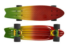 Globe faded Bantam St Cruiser rasta skateboard