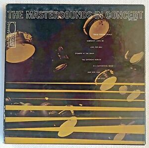 """The Mastersounds """"In Concert"""" reel tape. World Pacific Jazz 7.5 IPS. Montgomery"""