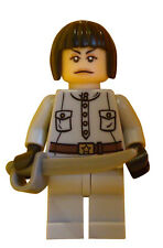 LEGO IRINA SPALKO (INDIANA JONES) MINI FIGURINE NEUF