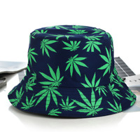 ff0b2c6c908 Rasta Bucket Hat Outdoor Men New Fashion Weed Adults Print Cap Foldable