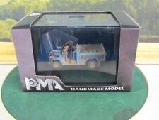PMA. British LRDG Patrol Car.  Camouflage Blue. 1:72. P0326