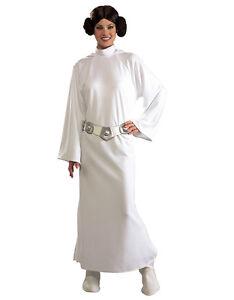 """Star Wars Adult Princess Leia Costume Style 2,Std,(US 12),BUST 36-38"""",WST 27-30"""""""