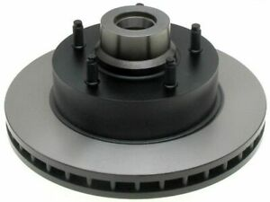 For 1998 Dodge B1500 Brake Rotor and Hub Assembly Front Raybestos 75262WW