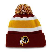 NFL Viola/inverno berretto Washington Redskins Breakaway Cuffed Knit ha POMMEL