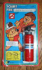 Ancien jouet exctincteur à eau vers1970/80 Farce et attrape