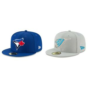 Toronto Blue Jays TOR MLB Authentic New Era 59FIFTY Fitted Cap - 5950 Hat