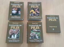 Bruno Cetto: Enzyklopädie der Pilze Band 1, 2, 3 + 4 Registerband Pilzbestimmung