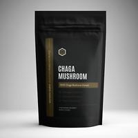 Chaga Mushroom Powder (30g) High Quality Organic Extract - Nootropic Source