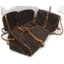 Louis Vuitton Monogram Shoulder Bag 4 pieces set 517637