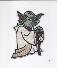 "3"" Yoda Star Wars Jedi Embroidered Iron On Patch patches"