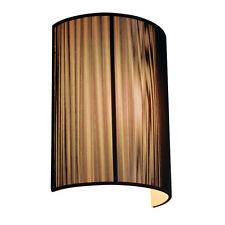 Intalite Lasson Lámpara de pared, wl-3, negro, E27, Máximo 40w