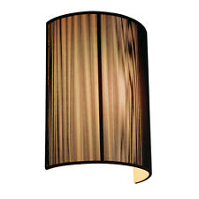 Intalite Lasson Lampe Murale, WL-3, Noir, E27, Maximum 40W