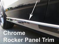 2000-2018 Lincoln Chrome SIDE ROCKER PANEL Trim Molding Kit 2PC