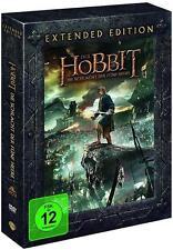 Der Hobbit: Die Schlacht der Fünf Heere - Extended Edition (2015) NEU OVP