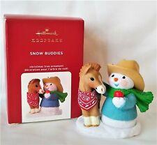Hallmark 2020 Snow Buddies Ornament, 23rd in Snow Buddies Collector's Series
