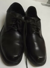Mens Dark Brown Lace Up Dress Shoes Sizes 7-12M