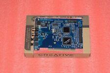 Creative E-MU EMU1616M 8960 DAC digital professional sound card 2.0 monitor HiFi