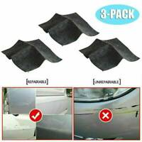 3Pcs Car Scratch Eraser Magic Car Scratch Repair Remover Nano Cloth Surface Rag