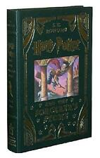 HARRY POTTER & SORCERER'S STONE LEATHER COLLECTORS ED