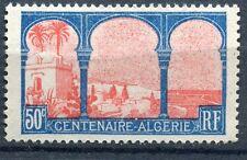 FRANCE TIMBRE OBL N° 263 CENTENAIRE ALGERIE FRANCAISE ALGER MUSTAPHA SUPERIEUR