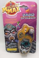 Vintage Mighty Max DROID INVADER Toy Horror Playset MOC 1992 Bluebird / Ideal