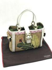 Coach Hampton Limited Edition Lady Bug Satchel Tote Bag 4439 (NJL020834)