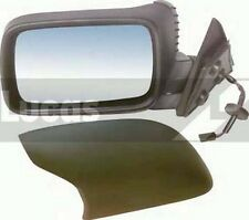 For BMW 3 COUPE 1992-1999 Lucas Left Black Heated Electrical Door Mirror ADP297