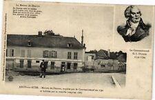 CPA ARCIS - sur - AUBE .- MAISON DE DANTON  (197172)