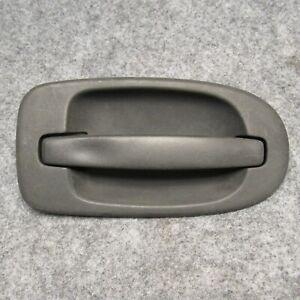 2000-2005 Venture LH Side Sliding Door Exterior Outer Door Handle Black 53038