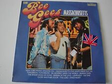 MASSACHUSETTS THE BEE GEES VINYL LP 1978 UK CONTOUR COMPILATION ALBUM EX