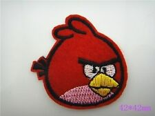 angry bird sew on iron on motif badge patch x 1 applique