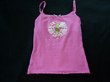 DISNEY? TINKERBELL? leggero travi Shirt Top sommertop? Mis. 34 TG S UK 6