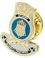 HMAS STUART Royal Australian Navy ENAMELED LAPEL PIN