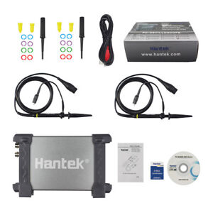 DM027 Hantek 6022BE 20Mhz Bandwidth PC Based USB Digital Storage Oscilloscope