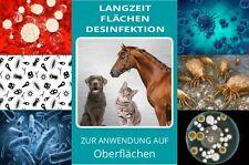 Juckreiz beim Hund, Pilz- & Milbenbefall - Langzeit.- Flächendesinfektion 500 ml