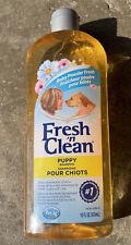 New listing Fresh 'n Clean Puppy Shampoo 18 fl. oz. New