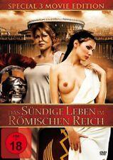 Das sündige Leben im Römischen Reich 3 Erotik Filme Caligula Cleopatra Orgien