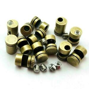 Kwik Thumb Stud For Buck and Other Folding Brass Bicycle Access Set screws A7X7