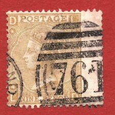 Duplex Pre-Decimal British Victorian Stamps