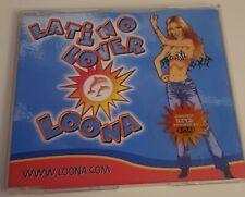 Maxi CD Single Loona - Latino Lover