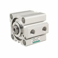 40mm Bore 20mm Stroke SDA 40x20 Dual Action Single Rod Pneumatic Air Cylinder