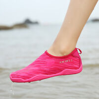 Womens Water Sport Shoes Barefoot Quick-Dry Aqua Socks for Beach Swim Surf Yoga