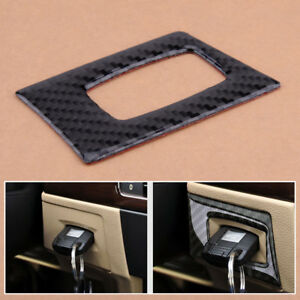 Three Color Stripe Ignition Keyhole Ring Trim fit for BMW 3 Series E90 2007-2011