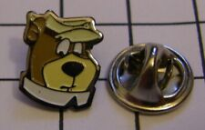 YOGI BEAR variant 1 HANNA BARBERA vintage pin badge Z4X